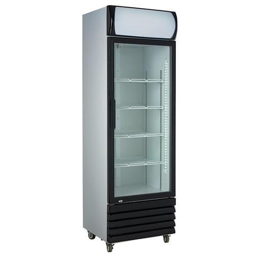 "Williams Food Equipment - 24"" Glass Door Refrigerator - NGR-036-H"