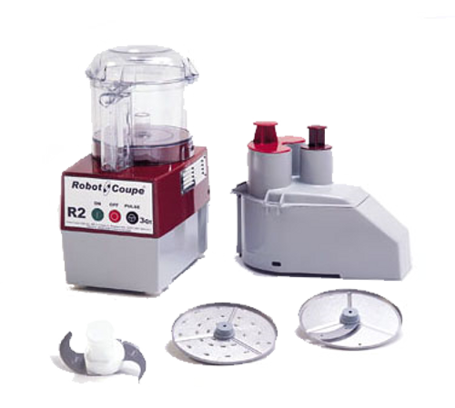 Robot Coupe - Food Processor 2.9 L Clear Bowl - R2NCLR