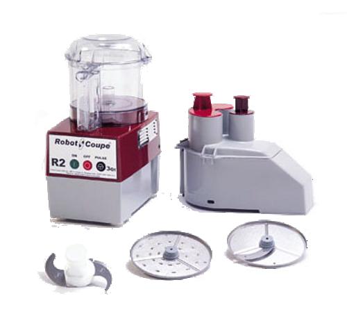 Robot Coupe - Food Processor 2.9 L Clear Bowl - R2NCLR