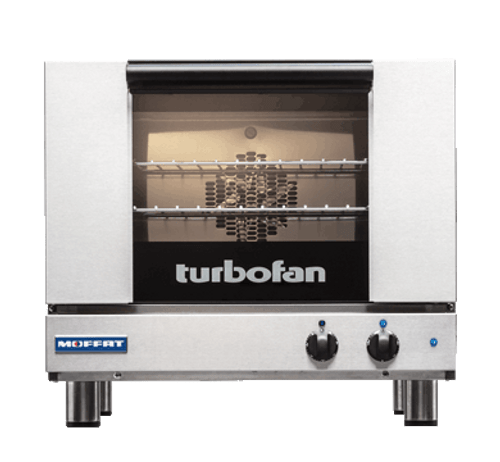 Turbofan - Half Size Tray Manual Electric Convection Oven - E22M3