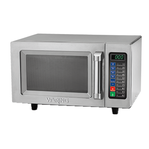 Waring - Commercial Medium-Duty .9 Cubic Feet Microwave Oven -WMO90