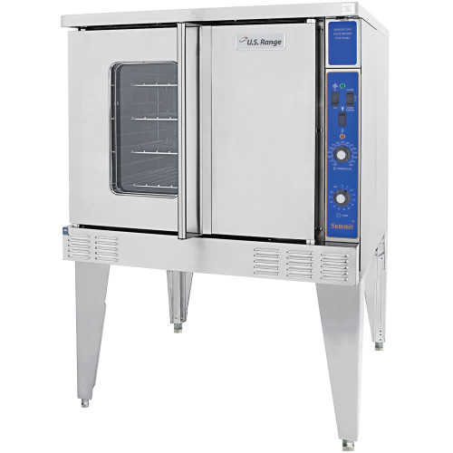 Garland - Summit Gas Convection Oven, 64 Cubic Feet - SUM100NG