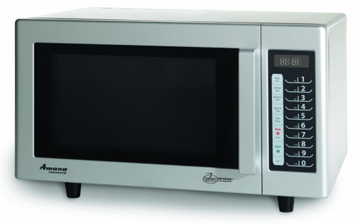 Amana - Low Volume Microwave Oven, .8 Cubic Feet, 1000W - RMS10TS
