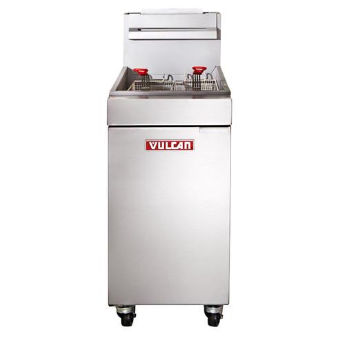 Vulcan - Economy Deep Fryer, 65-70lb Capacity - LG500