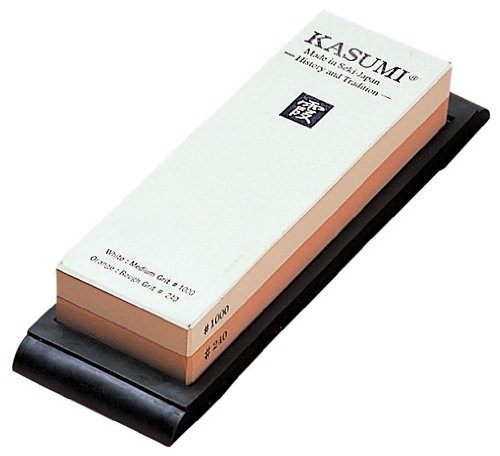 Kasumi - Coarse/Medium Combination Whetstone, 240/1000 Grit - 7180001