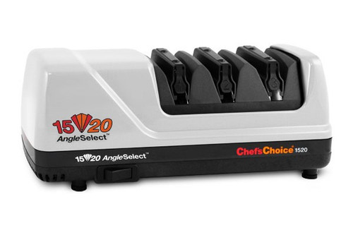 Chef's Choice - 3-stage 1520 Angle-Select Electric Knife Sharpener - 115200