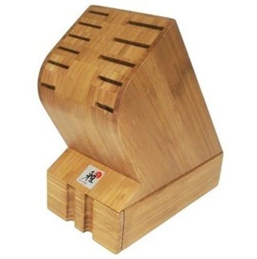 Miyabi - Bamboo 11 Slot Knife Block with Storage Drawer