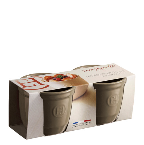 Emile Henry - Silex 0.15L (5oz) No. 9 Ramekin, Set of 2 - 91954009