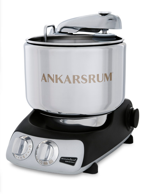 Ankarsrum - Black Basic Original Mixer Package - 6230B