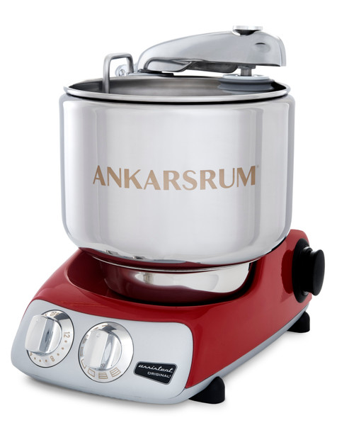 Ankarsrum - Metallic Red Basic Original Mixer Package