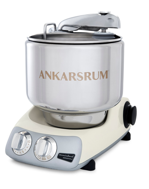 Ankarsrum - Light Créme Basic Original Mixer Package - 6230LC