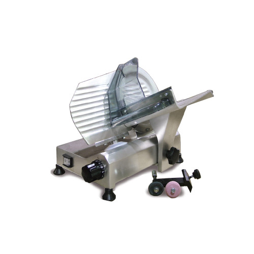 "Omcan - 8"" Meat Slicer, .2HP - 195F"
