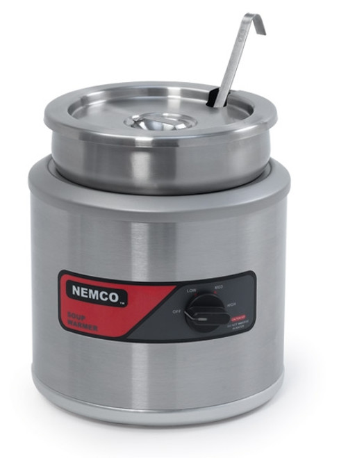 Nemco - 11QT Round Food Warmer - 6101A