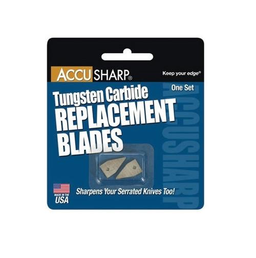 AccuSharp - Tungsten Carbide Replacement Sharpening Blades - 003