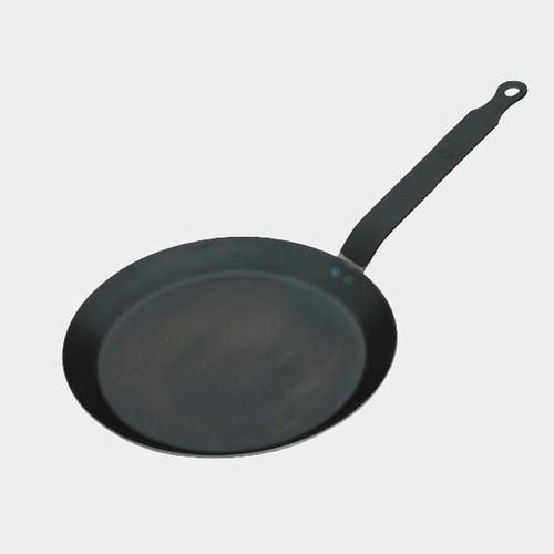 "de Buyer - Force Blue 9.5"" (24cm) Iron Crêpe Pan - 77530324"