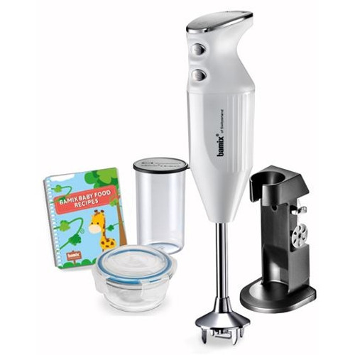 Bamix - Babyline 8 Piece Immersion Blender Set - 76101270