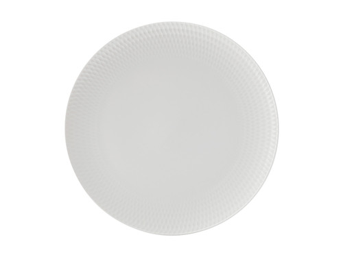 "Maxwell & Williams - Diamonds 10.5"" (27cm) Round Dinner Plate - DV0022"