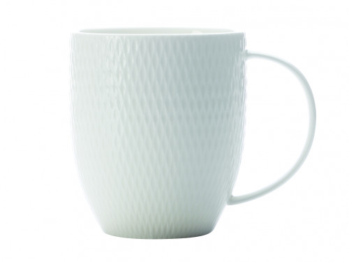 Maxwell & Williams - Diamonds 350mL (12oz) Coupe Mug - JX260535