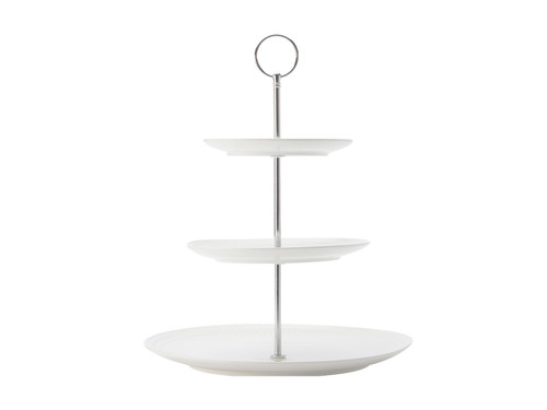 Maxwell & Williams - Diamonds 3-Tier Sweet Stand - DV0027