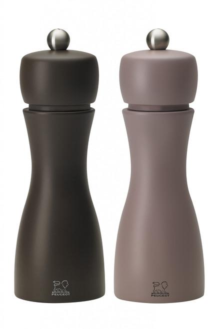 "Peugeot - 6"" (15cm) Tahiti Winter Duo Pepper & Salt Mill Set - 233293"