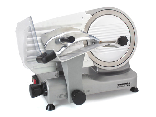 "Chef's Choice - Professional Electric Food Slicer, 10"" Blade - 672"