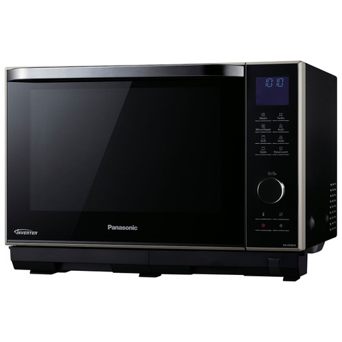 Panasonic - Steam Combination Oven with Inverter Technology - NNDS58HB