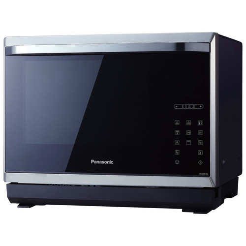 Panasonic - 2-Level Combination Oven with Convection & Inverter Technology - NNCF876S