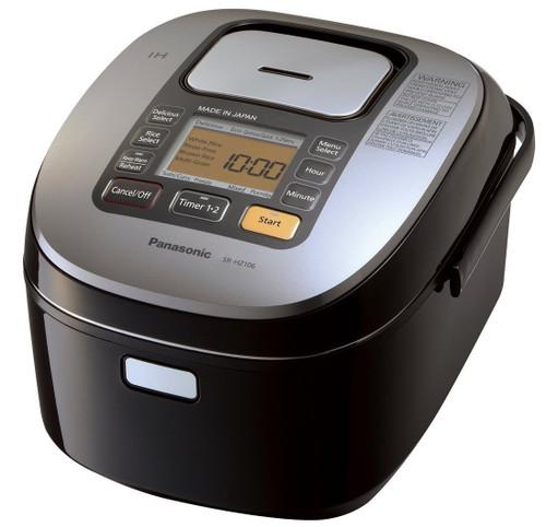 Panasonic - 1L (5 Cup) Electronic Induction Heat Rice Cooker - SRHZ106K