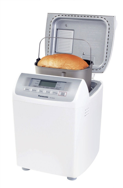 Panasonic - Automatic Bread Maker with Raisin & Nut Dispenser - SDRD250W