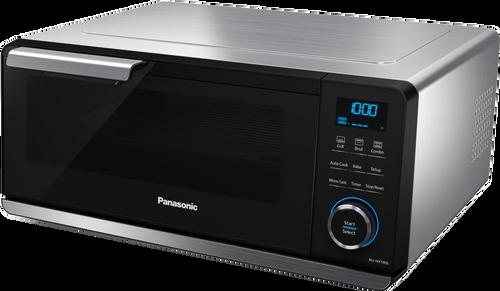 Panasonic - Countertop Induction Combination Oven - NUHX100S