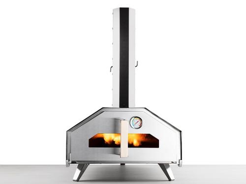 Ooni - Pro Outdoor Wood Pizza Oven - Uuni-Pro -