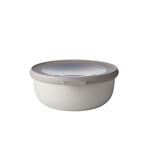 Rosti Mepal - Cirqula White 1.25L Mutli Bowl with Lid - RST62120WH
