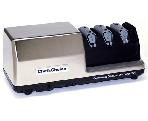 Chef's Choice - Commercial EdgeSelect Diamond Hone Knife Sharpener Model - M2100 - 0210008