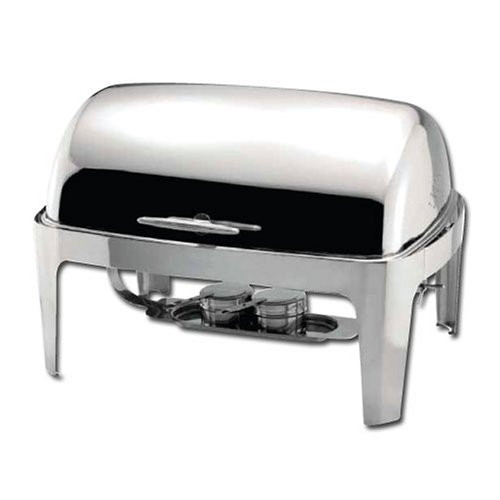 Winco - 8qt Madison Chafer with Roll-top Lid - 601