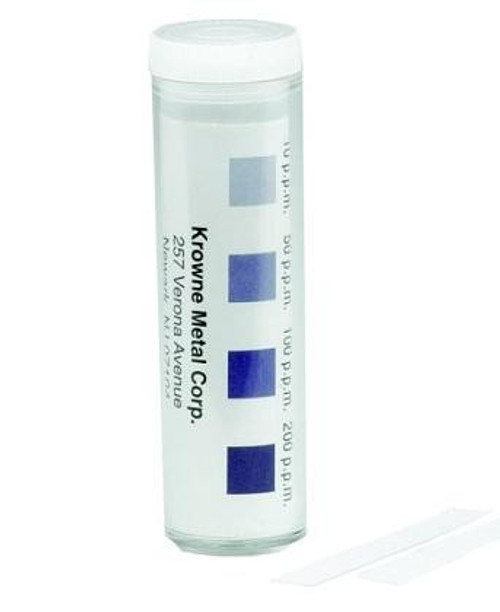 WFE - Chlorine Test Strips - CM240V