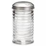 TableCraft - 12-oz Glass Sugar Pourer w/ Side Flap S/S Top - BH857