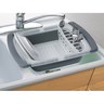 Progressive - Prepworks Collapsible Over-the-Sink Dish Drainer - CDD-20GY
