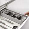 Joseph Joseph - DrawerStore Compact Cutlery Organizer - 7085119GY