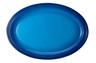 "Le Creuset - 18"" (46 cm) Blueberry Oval Serving Platter"