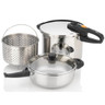 Zavor - Duo Combi 8 Qt & 4 Qt Pressure Cooker Set - 124683