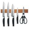 """Danesco - 14"""" Acacia Magntic Knife Rack - 1710117AC"""