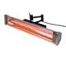 Omcan - 1.5 Kw Wall-Mounted Patio Heater - 31432