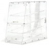 Omcan - Acrylic Display Case With 4 Trays - 80569