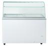 "Williams Food Equipment - 50"" Ice Cream Freezer Dipping Cabinet - NIF-50-DC"
