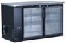 Williams Food Equipment - 2 Glass Door Back Bar - NBB-60-SG