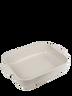 Peugeot - Appolia Ecru 5.5 QT Rectangular Ceramic Baker - 60008