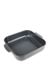 Peugeot - Appolia Slate 5.7 QT Square Ceramic Baker - 60145