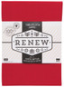 """Now Designs - Renew Chili 55"""" x 55"""" Wrinkle Resistant Tablecloth - 1901495"""