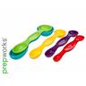 Progressive - Prepworks Snap Fit 5 Pc Measuring Spoon Set - BA-510