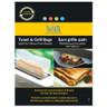 NoStick - Reusable Toast & Grill Bag (4 Pack) - PLA0474